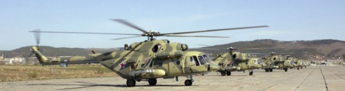 Russian Helicopters start delivering new batch of Mi-8AMTSh to the Ministry of Defence of the Russian Federation